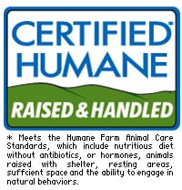 Certified Humane Raised and Handled®