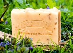 mechanic's soap - mechanics goat milk soap