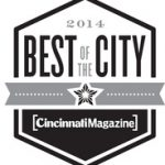 best in city award