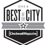 best in city award