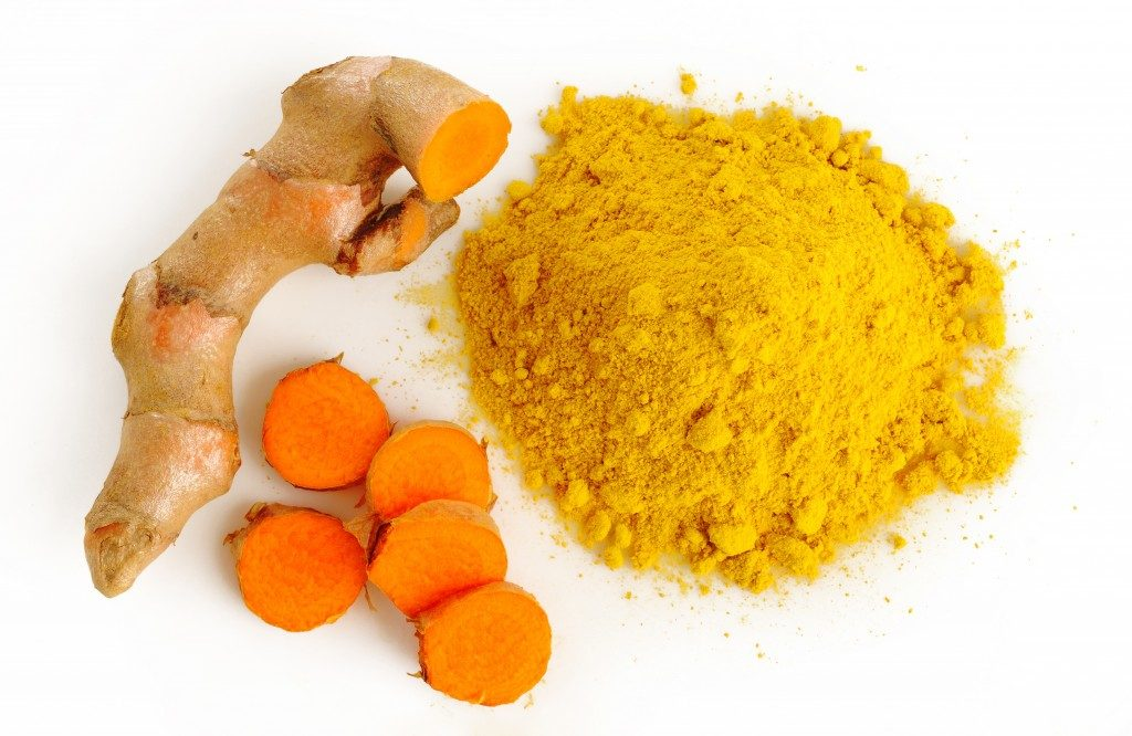 Tumeric in Skin Care