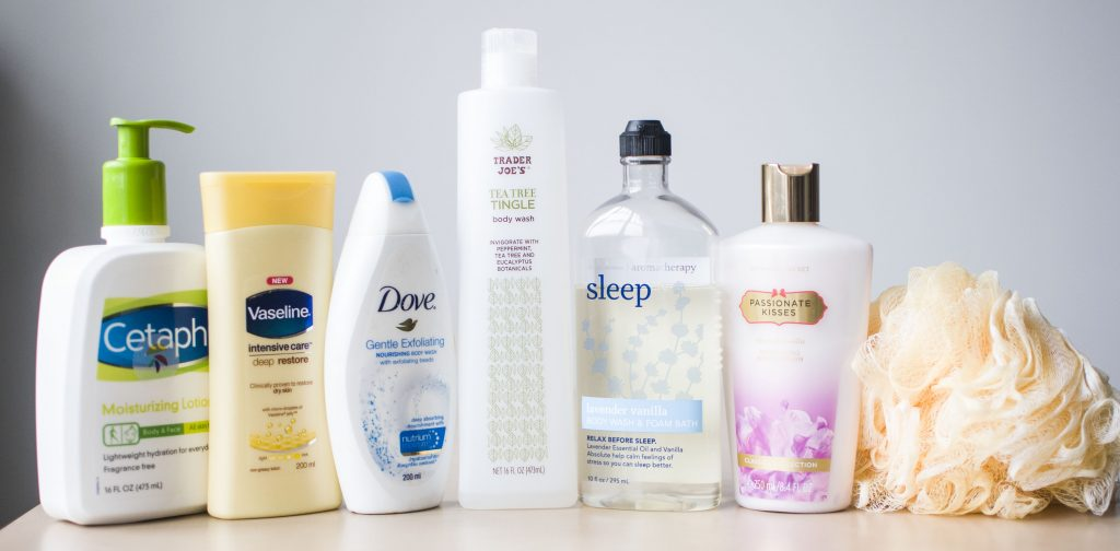 are your personal skin care products harming you?
