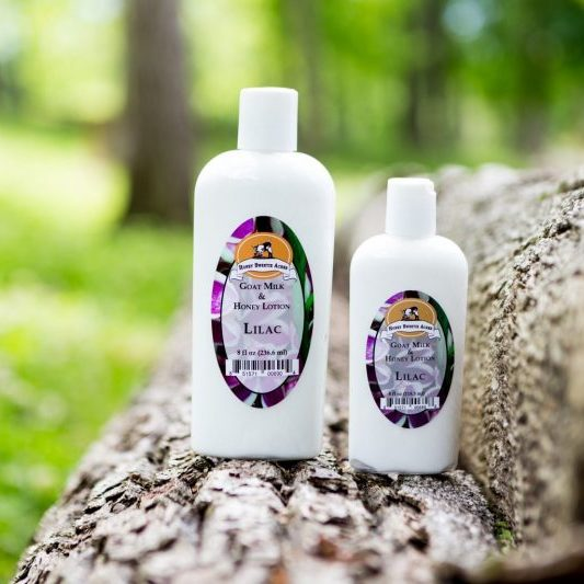 Lilac Goat Milk Lotion