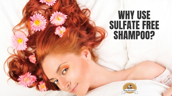 Why Use Sulfate Free Shampoo?