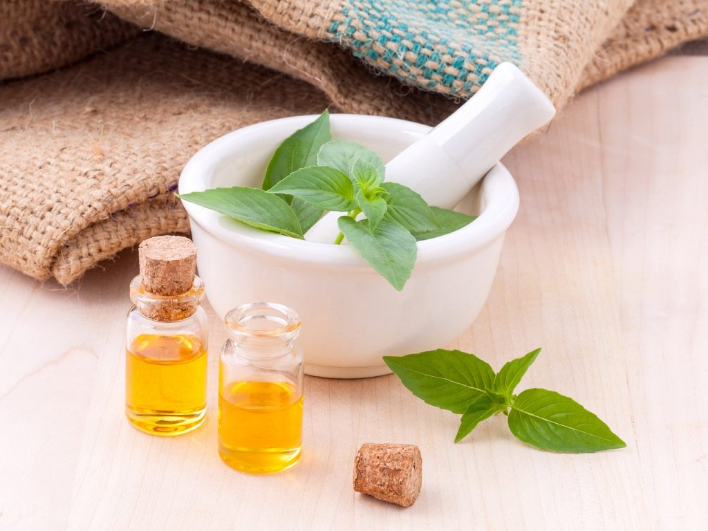 cbd oil in skincare