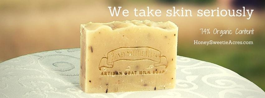 5 Key Benefits of Natural Goat Milk Soap