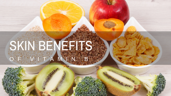 skin benefits of vitamin b